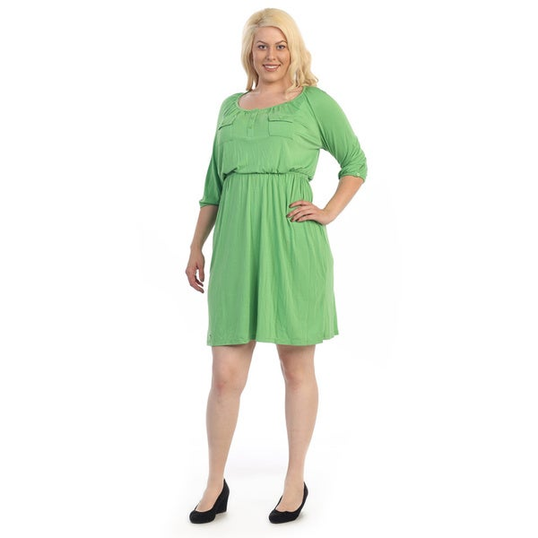 Shop Ella Samani Womens Plus Size Dress Ships To Canada