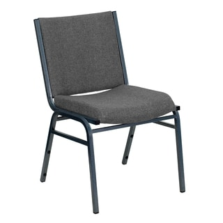 Santem Gray Upholstered Stack Dining Chairs