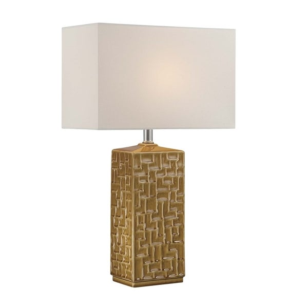 Lite Source Monaco 1-light Table Lamp