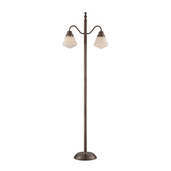 Lite Source Towne 2-light Floor Lamp