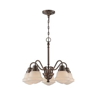 Lite Source Towne 5-light Chandeliers