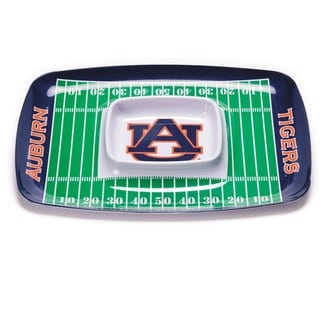 Auburn Chip and Dip Tray