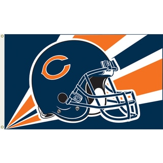 Chicago Bears 3'x5' Flag