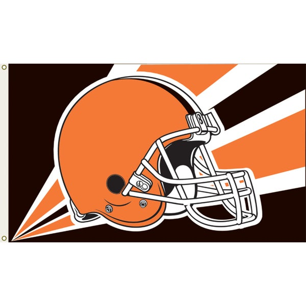 Cleveland Browns 3'x5' Flag