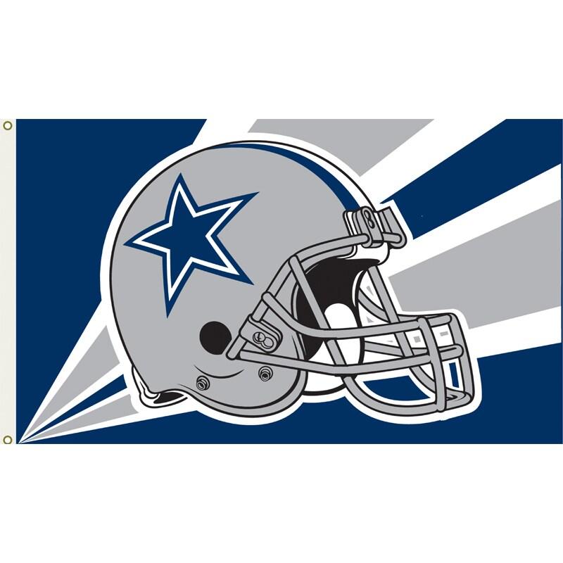 NFL Dallas Cowboys 3'x5' Flag (Dallas)