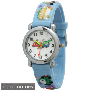 Olivia Pratt Children's 7956 Autmobiles Watch