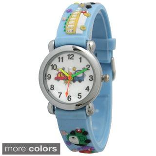 Olivia Pratt Children's 7956 Autmobiles Watch
