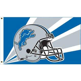 Detroit Lions 3'x5' Flag