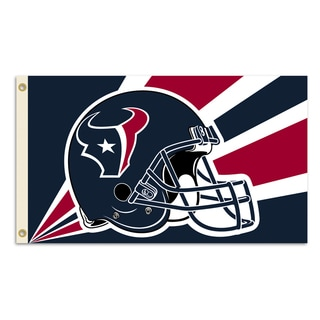 Houston Texans 3'x5' Flag