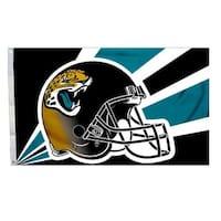Jacksonville Jaguars 3'x5' Flag
