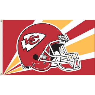 Kansas City Chiefs 3'x5' Flag