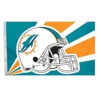 Miami Dolphins 3'x5' Flag