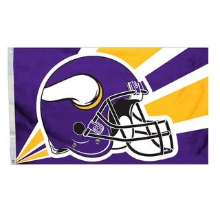 Minnesota Vikings 3'x5' Flag