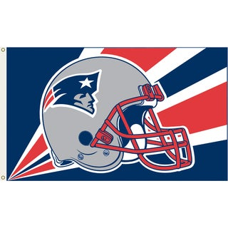New England Patriots 3'x5' Flag