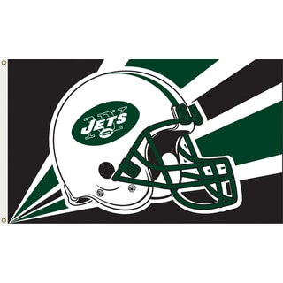 New York Jets 3'x5' Flag
