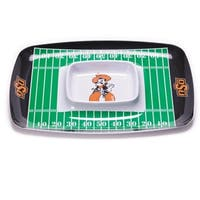Oklahoma State Chip and Dip Tray
