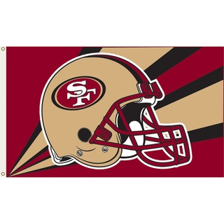 San Francisco 49ers 3'x5' Flag