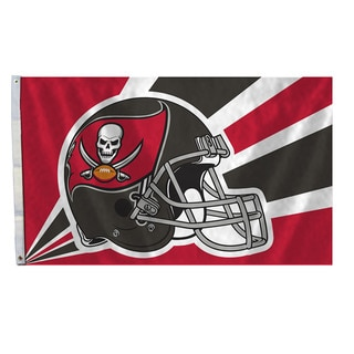 Tampa Bay 3'x5' Flag