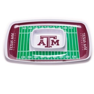 Texas A&M Chip and Dip Tray