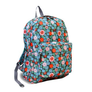 J World Blossom OZ Expandable 17-inch Backpack
