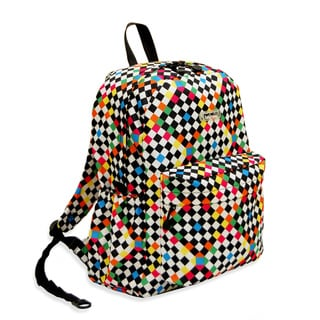J World Checkers OZ Expandable 17-inch Backpack