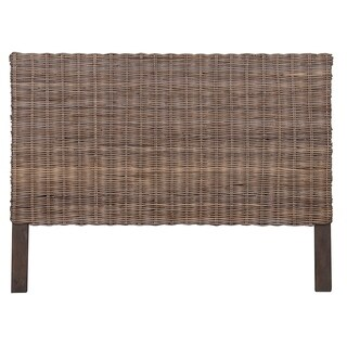 Holly Natural Rustic Seascape King Headboard