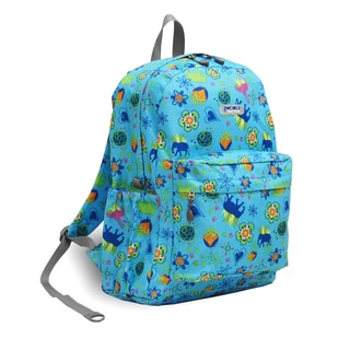 J World Jungle OZ Expandable 17-inch Backpack