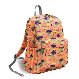 J World New York OZ Expandable 17-inch Backpack