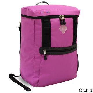 J World Rectan Rucksack 15.4-inch Laptop Backpack