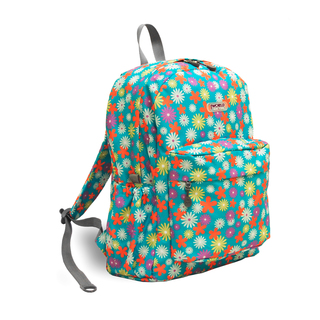 J World Spring OZ Expandable 17-inch Backpack