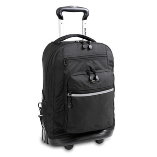 J World Sundace II Rolling 15.4-inch Laptop Backpack