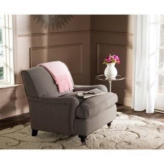Safavieh Chloe Grey Club Chair
