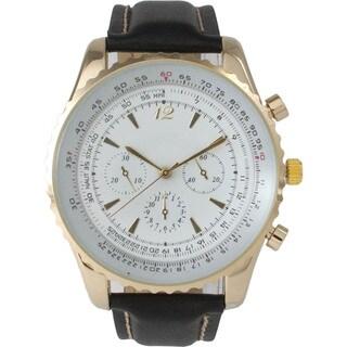 Olivia Pratt Women's 15251 Oversized Boyfriend Watch