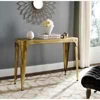 Safavieh Classic Gold Iron Console Table