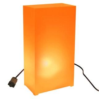 Electric Luminaria Kit Orange (10 Count)