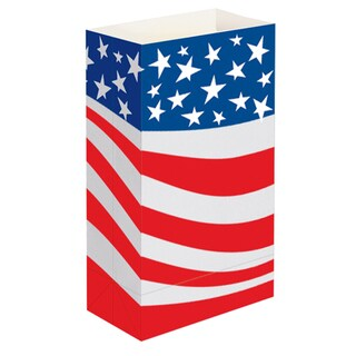 Luminaria Bags Americana (24 Count)