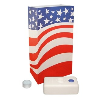 Luminaria Kit Americana (12 Count)