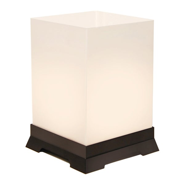 Tabletop Lanterns Black Base (12 Count)