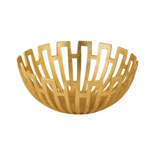 Dimond Home Greek Starburst Bowl