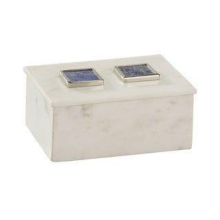 Dimond Home Marble and Lapis Box
