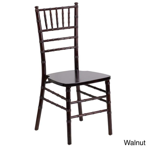 Flash Elegance Wood Chiavari Chair Free Shipping Today 17507463