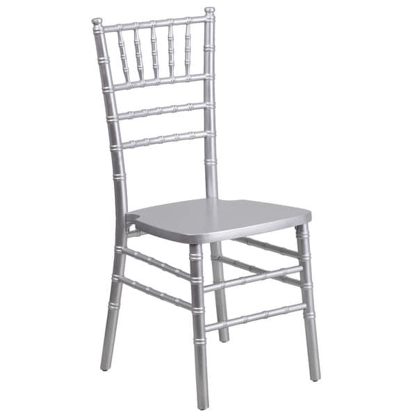 Flash Elegance Wood Chiavari Chair