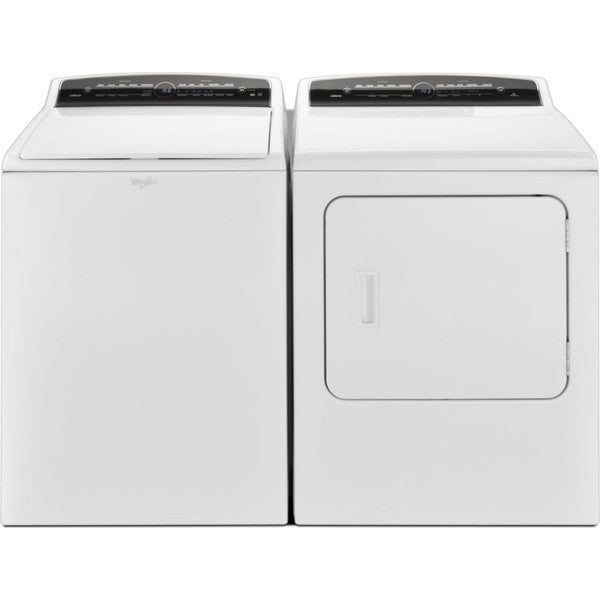 Shop Whirlpool Cabrio Top Load Washer And Electric Dryer