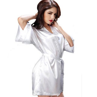 Women's Satin Robe