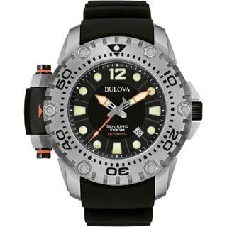Bulova Sea King Men's 96B226 Titanium Automatic 1000M Watch