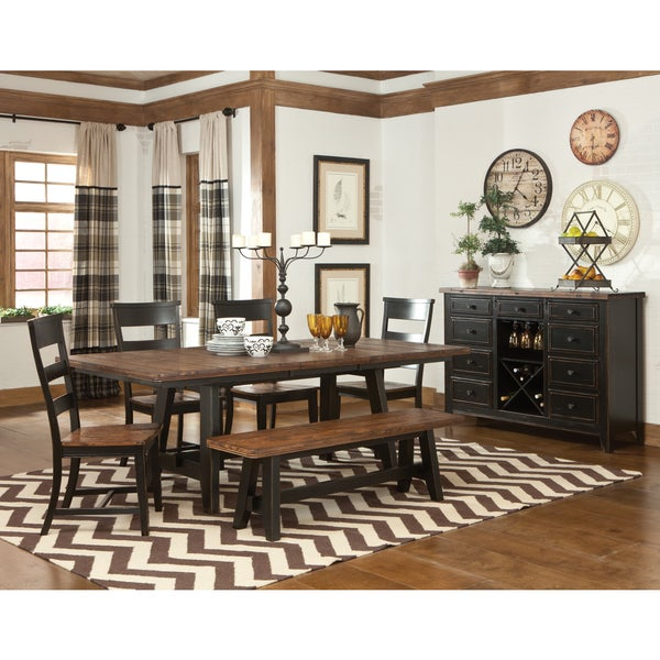 Shop Winchester 6 Piece Dining Set Free Shipping Today