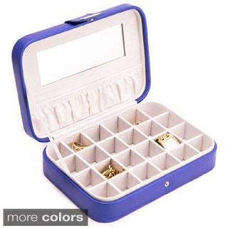 Bey Berk 24-section Jewelry Case