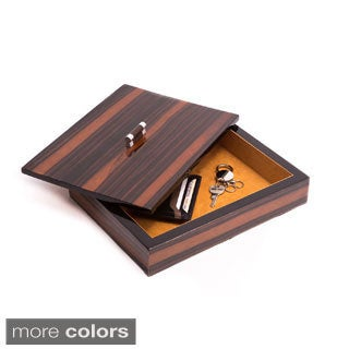 Bey Berk Covered Valet Tray