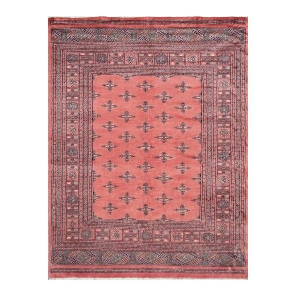 Pakistan Mori Bokhara Rug In Beige: Shop Handmade Herat Oriental Pakistani Tribal Bokhara
