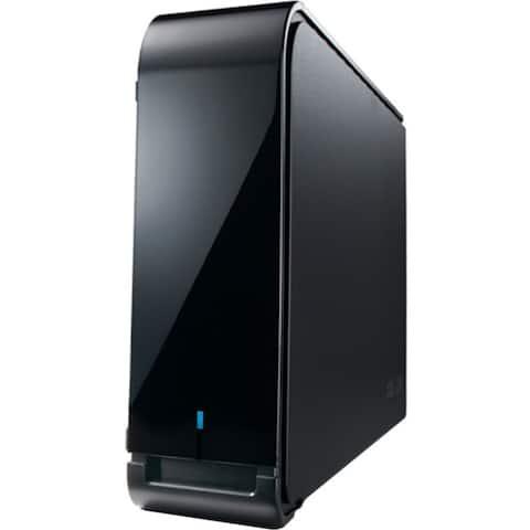 BUFFALO DriveStation Axis Velocity USB 3.0 4 TB High Speed 7200 RPM External Hard Drive (HD-LX4.0TU3)